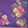 Kashvi Sarees Faux Georgette Purple & Multi Color Printed Saree With Blouse Piece ( 1052_4 )