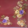 Kashvi Sarees Faux Georgette Red & Multi Color Printed Saree With Blouse Piece ( 1052_3 )