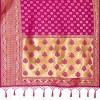 Kashvi Sarees Kanjivaram & Banarasi Jacquard Silk Saree With Unstitched Blouse Piece 1482