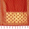 Kashvi Sarees Kanjivaram & Banarasi Jacquard Silk Saree With Unstitched Blouse Piece 1482