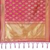 Kashvi Sarees Kanjivaram & Banarasi Jacquard Silk Saree With Unstitched Blouse Piece 1481