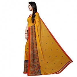 Kashvi sarees Georgette with Blouse Piece Saree (1497_Multicoloured_One Size)
