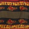 kashvi Sarees Red Color Faux Georgette Saree With Unstitched Blouse Piece (1541)