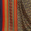 Anand Sarees Plain Weave georgette with blouse piece Saree