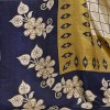 Kashvi Sarees Women's Khadi Silk Floral Checks Printed Saree with Blouse Piece