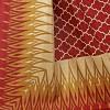 Anand Sarees Plain Weave silk with blouse piece Saree