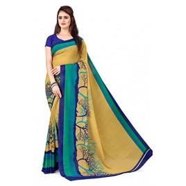 Kashvi Sarees Georgette Saree for Women with Blouse Piece (AS_1341)